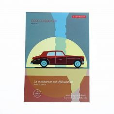 3D-Objekt - Cool Classic Car Royce, studio ROOF