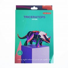3D-Objekt - TRICERATOPS Totem, studio ROOF
