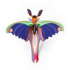 3D-Wanddekoration - Blue Comet Butterfly, studio ROOF