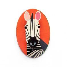3D-Wanddekoration - Little Zebra, studio ROOF