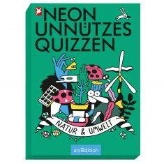 Neon Unnützes Quizzen - Natur & Umwelt