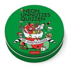 Adventskalender: NEON Unnützes Quizzen, 1. Edition