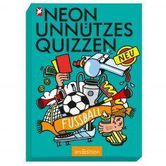Neon Unnützes Quizzen - Fussball