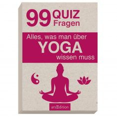 Quizkarten - Alles, was man über YOGA wissen muss