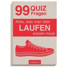 Quizkarten - Alles, was man über LAUFEN wissen muss
