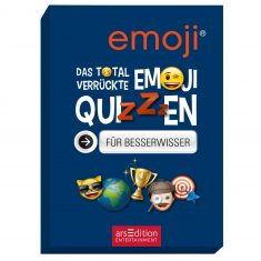 Das total verrückte emoji-Quizzen - Für Besserwisser