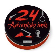 Adventskalender: 24 Adventskrimis