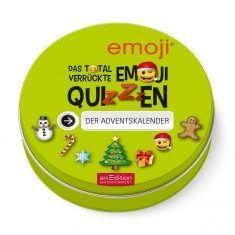 Adventskalender: Das total verrückte emoji-Quizzen