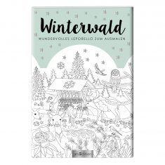 Leporello - Winterwald