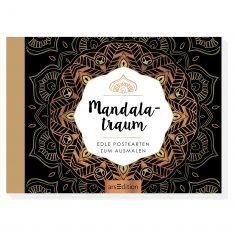 Postkartenbuch - Mandalatraum