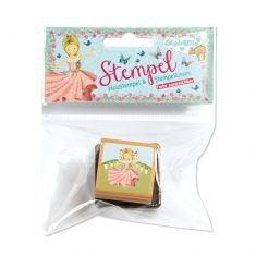 Stempel-Set - Prinzessin Floralie