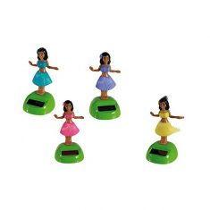 Wackelfigur - Tanzendes Hula Mädchen