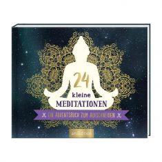 Adventskalenderbuch - 24 kleine Meditationen