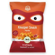 3er-Pack Knusper Snack - Paprika, Bio