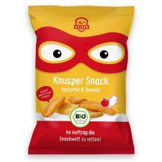 3er-Pack Knusper Snack - Kartoffel & Tomate, Bio