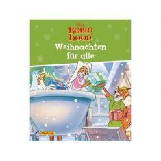 Nelson Mini-Buch - Disney Robin Hood, Weihnachten für alle