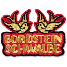 2 in 1 Patch - Bordsteinschwalbe