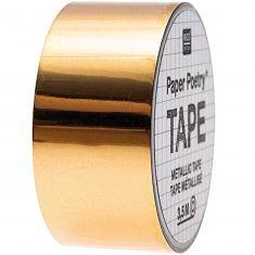 Mirror Metallic Tape, gold