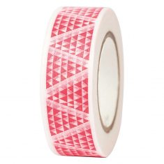 Paper Poetry - Masking Tape, Christmas - rote Tannen