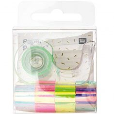 Mini-Mirror Rainbow Tape, 5-teilig