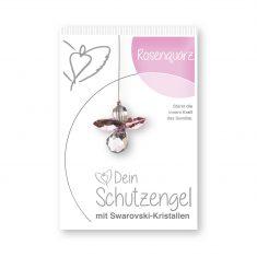 Schutzengel - Rosenquarz