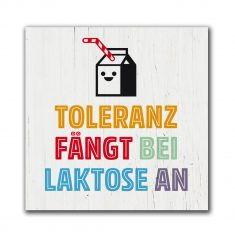 Kühlschrankmagnet - Toleranz