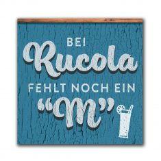 Kühlschrankmagnet - Rucola