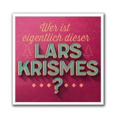 Kühlschrankmagnet - Lars Krismes