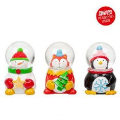 Schneekugelfigur - Wonderland