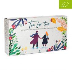 """English Tea Shop - BIO-Tee Adventskalender für Zwei """"Tea for two"""""""
