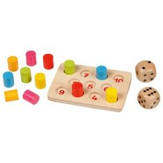 Mini Würfelspiel Shut the Box