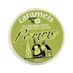 Karamellbonbons - Caramels au beurre frais, Pomme