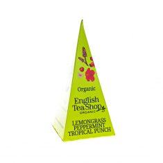Lemongrass Peppermint Tropical Punch - Käutertee, BIO