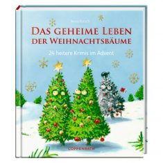 Adventskalender-Buch - Das geheime Leben der Weihnachtsbäume