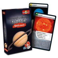 Quartett - Herausforderung Natur, Weltraum