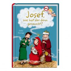 Heitere Geschichten - Josef, was hat der denn geraucht?