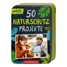 Kartenset - 50 Naturschutz Projekte, Nature Zoom