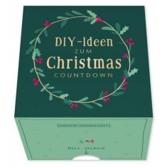 Message in a Box - DIY-Ideen zum Christmas Countdown