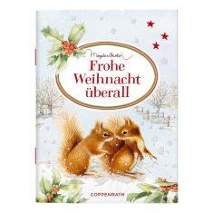 Schöne Grüße: Frohe Weihnacht überall