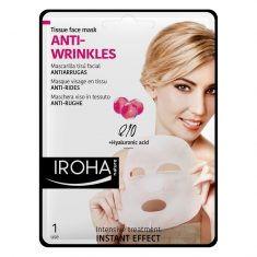 Iroha Gesichtsmaske Anti-Wrinkles Q10 & Hyaluronic Acid