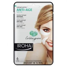 Iroha Hydrogel Patches Anti-Age Eyes & Lips Collagen