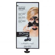 Iroha Peel-Off Mask Detox  Charcoal