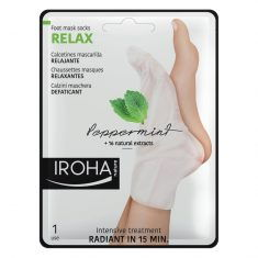 Foot Socks Relax Peppermint + 16 Natural Extracts
