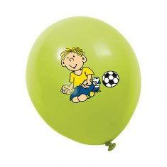 Luftballon - Fußballer Fritz Flanke