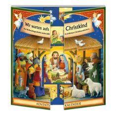 Adventskalender - Wir warten aufs Christkind