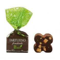 Trüffelpraline - Tartufino fondente, Bio