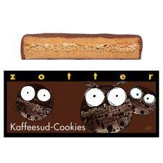 Schokolade - Kaffeesud-Cookies