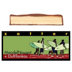 Schokolade - MandelNougat + DuftTonkas