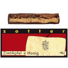 Schokolade - ZimtApfel+Honig