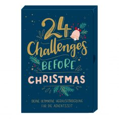 Kartenbox - 24 Challenges before Christmas